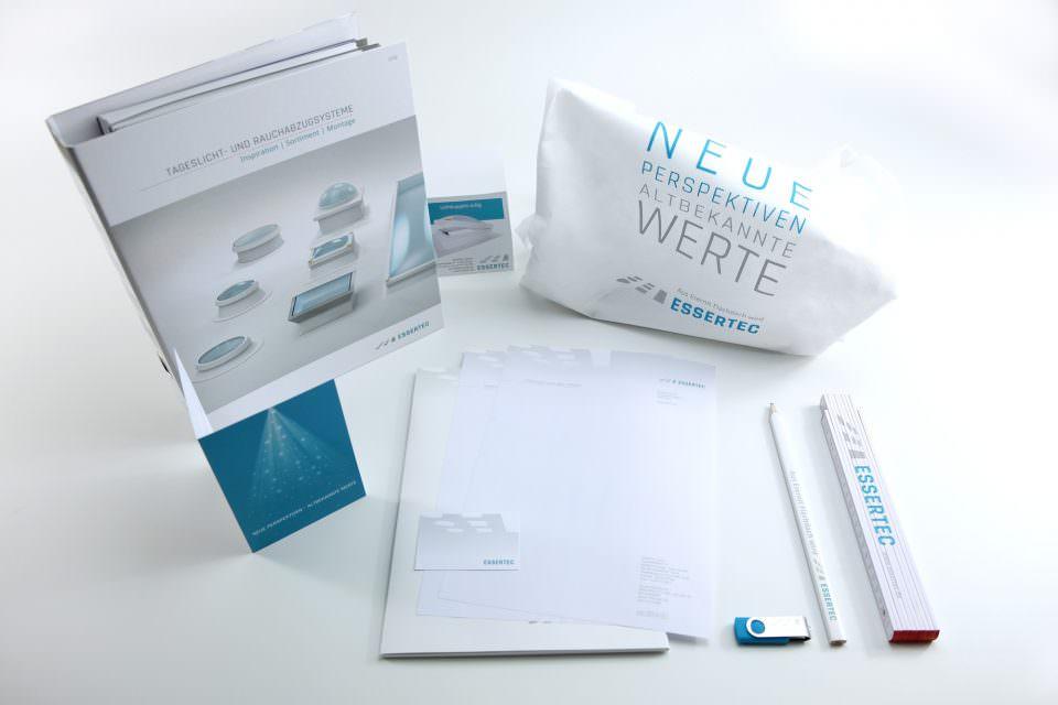 corporate design � essertec � peppermint werbung berlin gmbh